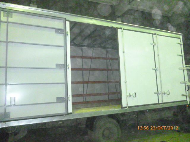 Фургон с верхней загрузкой своими руками 88
