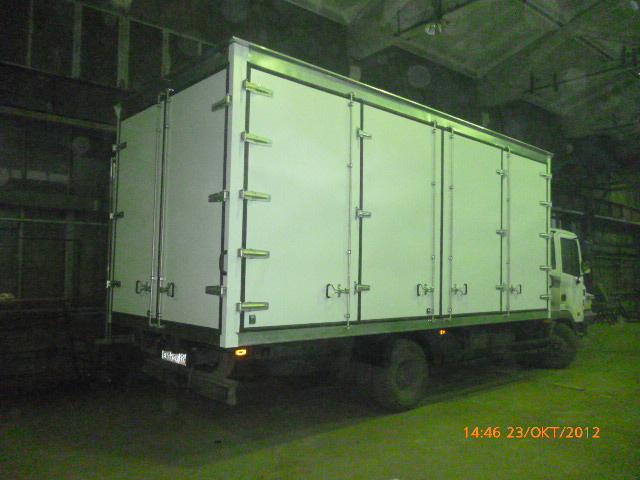 Фургон с верхней загрузкой своими руками 24